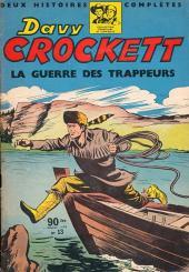 Davy Crockett (S.P.E) -13- La guerre des trappeurs