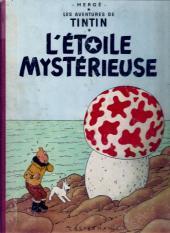 Tintin (Historique) -10B31- L'étoile mystérieuse