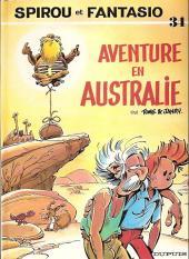 Spirou et Fantasio -34a88- Aventure en Australie