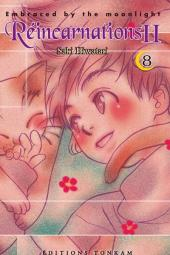 Réincarnations II - Embraced by the Moonlight -8- Tome 8