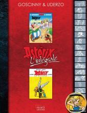 Astérix (L'intégrale - France Loisirs 2010) -17- Astérix et Latravatia - Le livre d'Astérix Le Gaulois/Le village