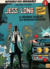 Jess Long -1a- Le bouddha écarlate - Les nouveaux négriers