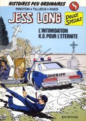 Jess Long -8a1987- L'intimidation - K.O. pour l'éternité