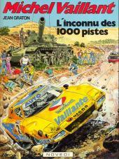 Michel Vaillant -37b- L'inconnu des 1000 pistes