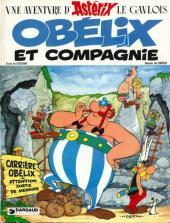 Astérix -23a1981- Obélix et compagnie