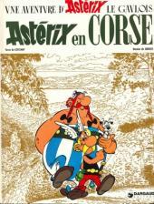 Astérix -20a79- Astérix en corse
