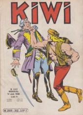 Kiwi -302- le comte de Drakulstein