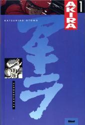 Akira (Glénat cartonnés en couleur) -1a95- L'autoroute