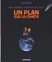 Jules (Une épatante aventure de) -6- Un plan sur la comète
