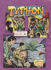 Typhon -19- L'or des conquistadores