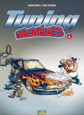 Tuning maniacs -5- Tome 5