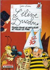 L'Élève Ducobu -8Ind2006- Punis pour le meilleur et pour le pire