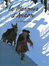 Le marquis d'Anaon -2a- La vierge noire
