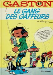 Gaston -12a1990- Le Gang des gaffeurs
