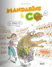 Mandarine & Cow -5- Jus d'orange
