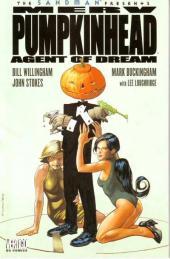 Sandman presents (The): Merv Pumpkinhead, Agent of D.R.E.A.M. - Merv Pumpkinhead, Agent of D.R.E.A.M.