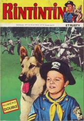 Rin Tin Tin & Rusty (2e série) -7576- Rintintin n°75-76