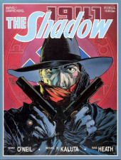 Marvel Graphic Novel (Marvel comics - 1982) -35- The Shadow: Hitler's Astrologer