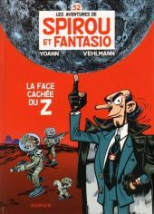 Spirou et Fantasio -52- La face cachée du Z