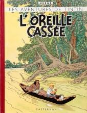 Tintin (Historique) -6B02- L'oreille cassée