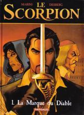 Le scorpion -1a2001- La Marque du Diable