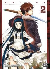 XBlade -2- Tome 2