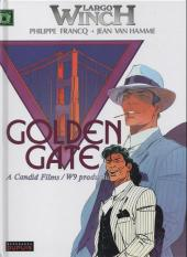 Largo Winch -11a09- Golden Gate