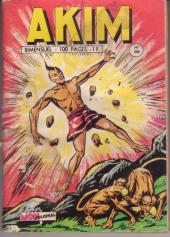 Akim (1re série) -236- Les canons de Boula