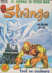Strange -Rec034- Album N°34 (du n°101 au n°103)