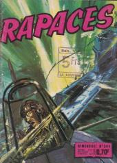 Rapaces (Impéria) -244- Le duel