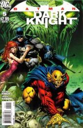 Batman: The Dark Knight (2010) -5- Golden dawn part 5