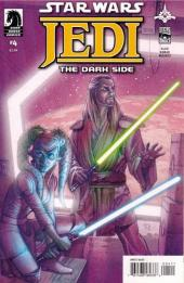 Star Wars: Jedi - The Dark Side (2011) -4- The Dark Side #4