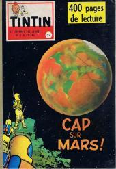 (Recueil) Tintin (Album du journal - Édition française) -37- Tintin album du journal