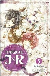 Magical j x r -5- Tome 5