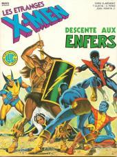 X-Men (Les étranges) -1FS- Descente aux enfers