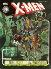 X-Men (Les étranges) -3FS- Dieu crée, l'homme détruit