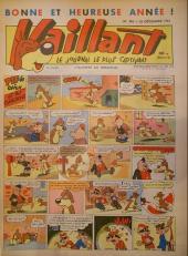 Vaillant (le journal le plus captivant) -502- Vaillant