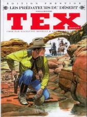Tex (Spécial) (Clair de Lune) -16- Les prédadeurs du désert