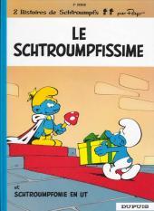 Les schtroumpfs -2d02- Le Schtroumpfissime (et schtroumpfonie en ut)