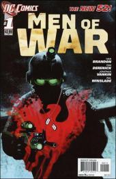 Men of war Vol.2 (DC comics - 2011) -1- (sans titre)