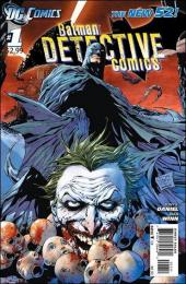 Detective Comics (2011) -1- Batman in Detective Comics