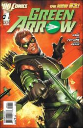 Green Arrow (2011) -1- Living a life of privilege