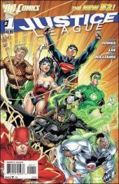 Justice League (2011) -1- Justice League part 1