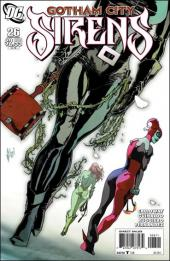 Gotham City Sirens (2009) -26- X friends part 4