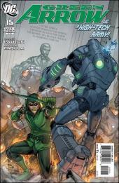 Green Arrow (2010) -15- Endgame