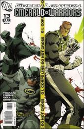 Green Lantern: Emerald warriors (2010) -13- 2011 : Space oddity