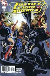 Justice League of America (2006) -60- Adjourned
