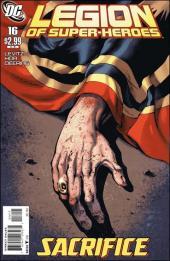 Legion of Super-Heroes (2010) -16- Endings