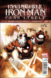 Invincible Iron Man (2008) -507- Fear itself part 4 : fog of war