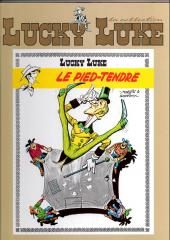 Lucky Luke - La collection (Hachette) -4- Le Pied-Tendre